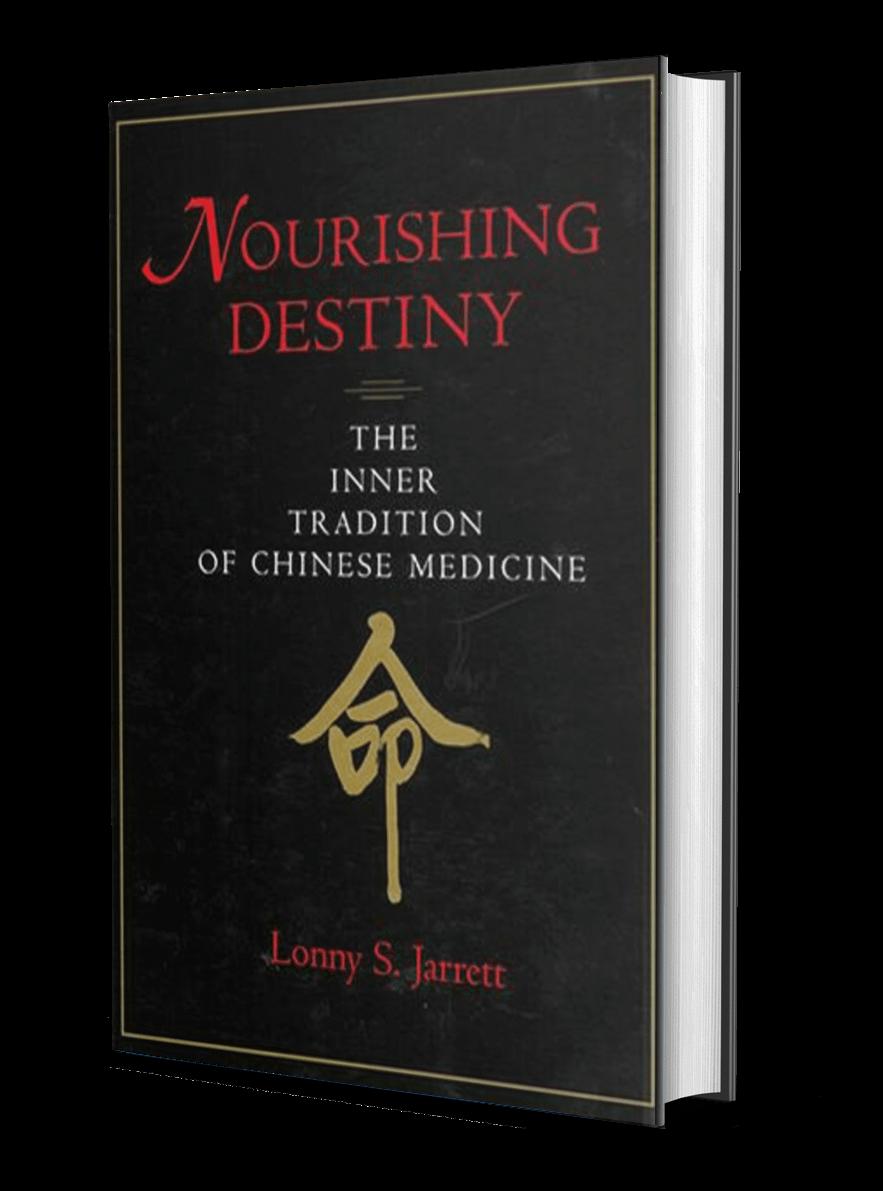 Nourishing Destiny by Lonny Jarrett